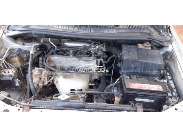 1990 Toyota Picnic Silver