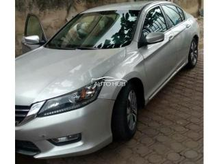 2014 Honda Accord Silver