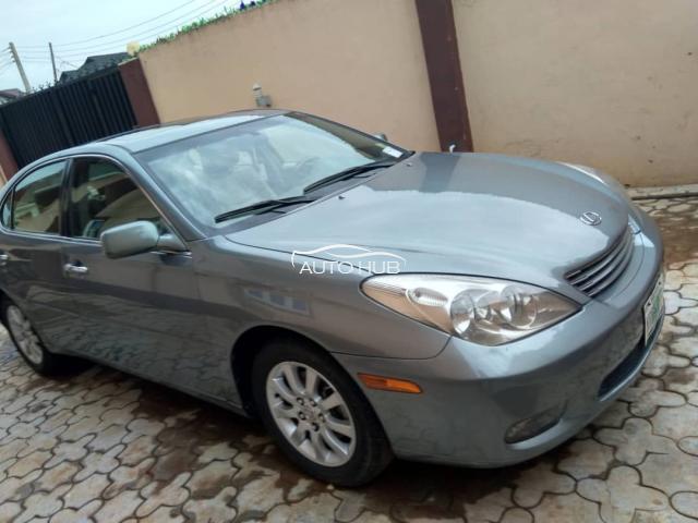 2004 ES Lexus 300 Gray