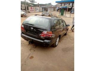 2000 Nissan Primera Black