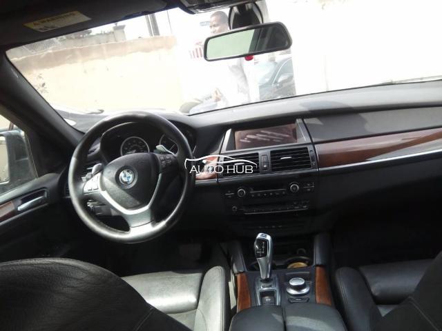 2009 BMW X6 Black