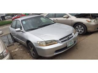 2000 Honda Accord Silver