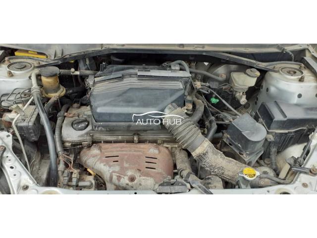 2002 Toyota Rav 4 Silver