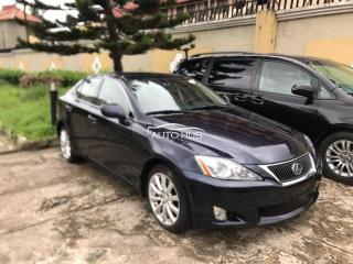2009 Lexus IS 250 Black