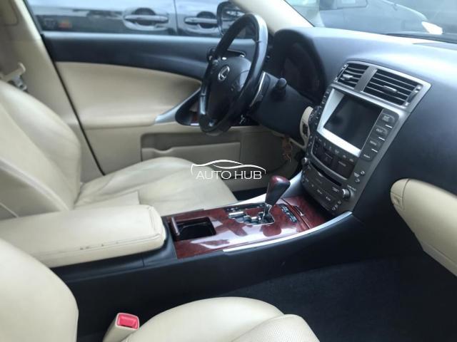2009 Lexus IS 250 Black