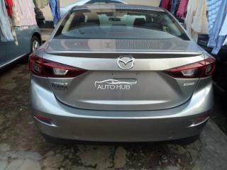 2014 Mazda Mazda 3 Gray