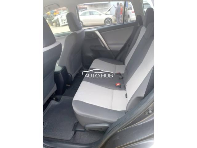 2015 Toyota Rav 4 Gray