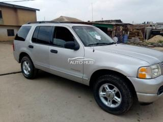 2005 Ford Explorer Silver