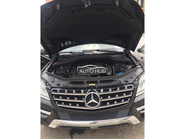 2012 Mercedes Benz ML 350