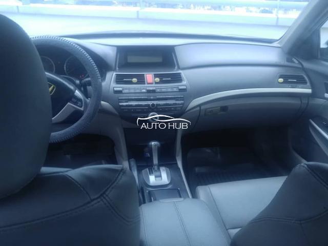 2010 Honda Accord Black