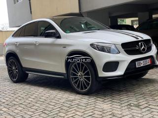2018 Mercedes Benz GLE 63