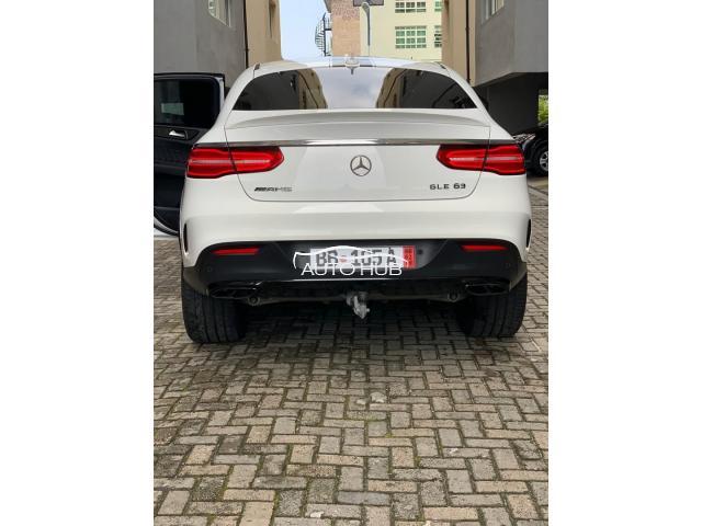 2018 Mercedes Benz GLE 63