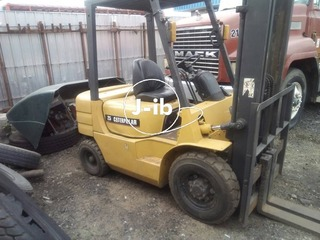 HYSTER  FORKLIFT 7Ton