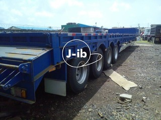 Brand new lowbed