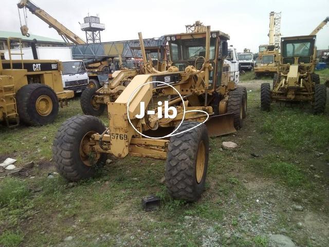 Motor Grader 160H Caterpillar