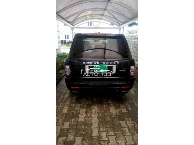 2012 Range Rover Sports Black
