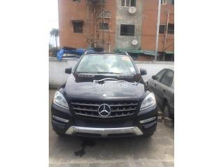 2012 Mercedes Benz ML 350
