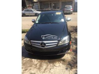 2008 Mercedes Benz C 300 Black