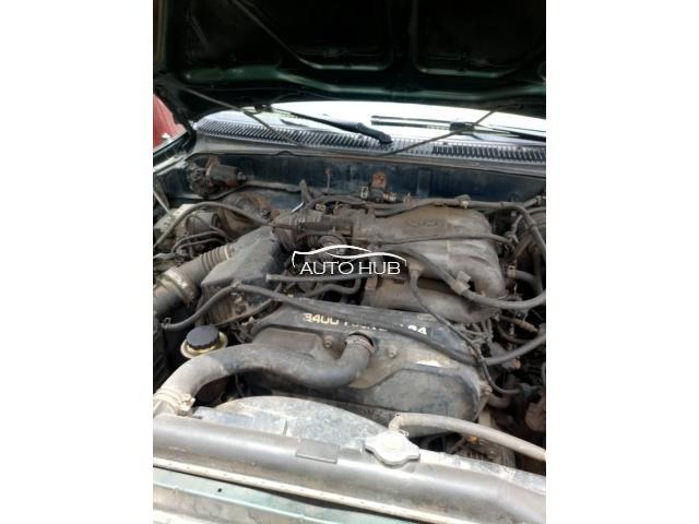 1999 Toyota 4 runner Green