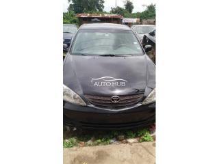2003 Toyota Camry Black