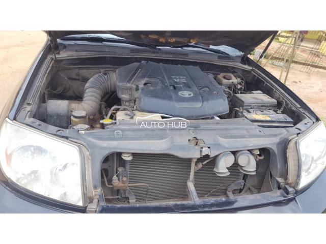 2003 Toyota 4 Runner Black