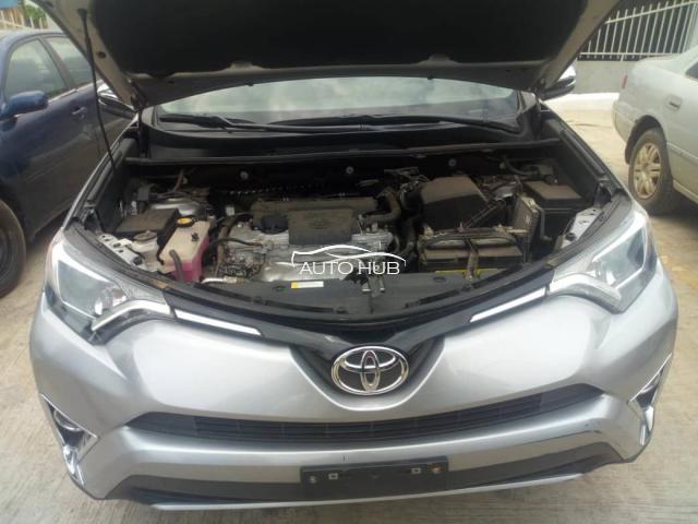 2013 Toyota Rav 4 Gray