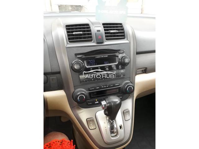 2008 Honda CRV Brown