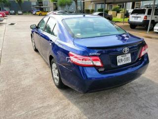 2011 Toyota Camry Blue