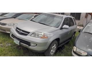 2006 Acura MDX Gray