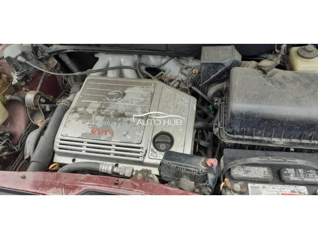 2001 Lexus RX 330 Red
