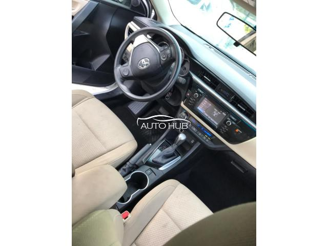 2016 Toyota Corolla White
