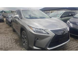 2017 Lexus RX 350 Brown