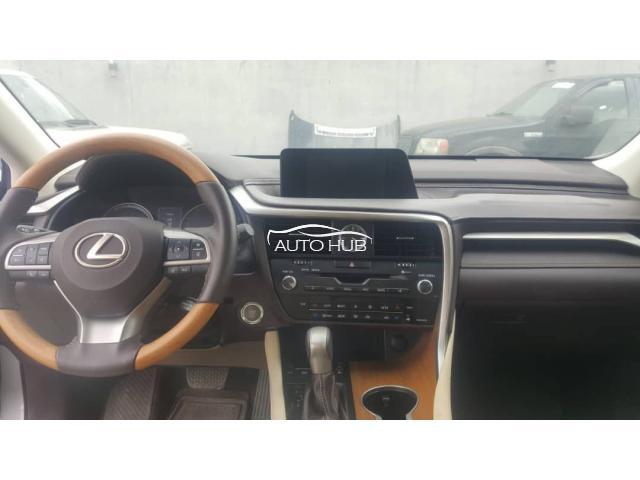 2017 Lexus RX 350 Brown