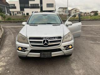 2010 Mercedes Benz GL 450