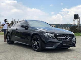 2019 Mercedes Benz E200 Black