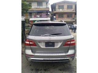 2015 Mercedes Benz ML 350