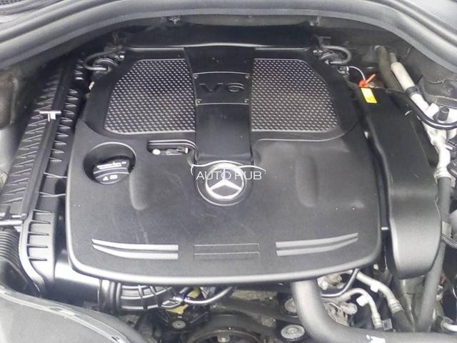 2015 Mercedes Benz ML 350