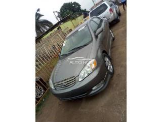 2003 Toyota Corolla Brown