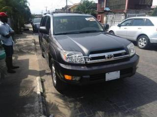 2006 Toyota 4 Runner Black