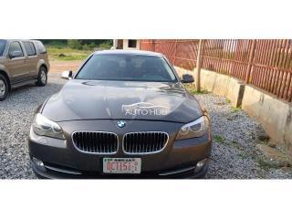 BMW 5 series 2013 model