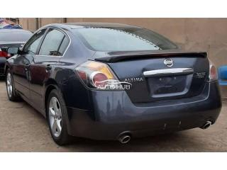 2007 Nissan Altima Black