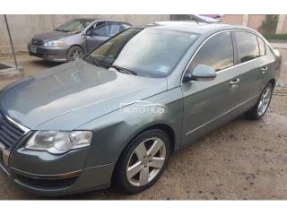 2007 Volkswagen Passat Gray