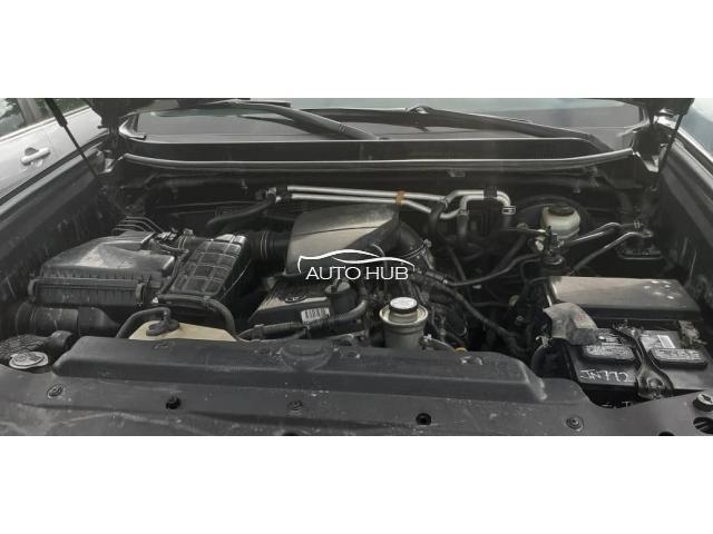 2012 Toyota Prado Black