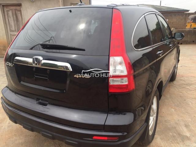 2010 Honda CRV Black