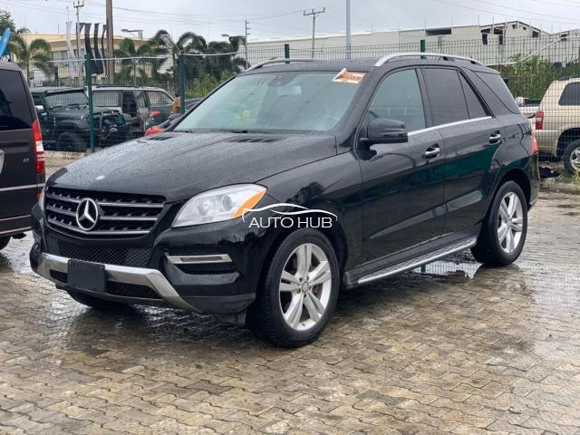 2015 Mercedes Benz ML350