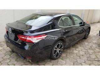 2012 Toyota Camry Black