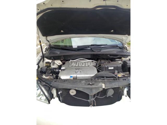 2009 Lexus RX350 White