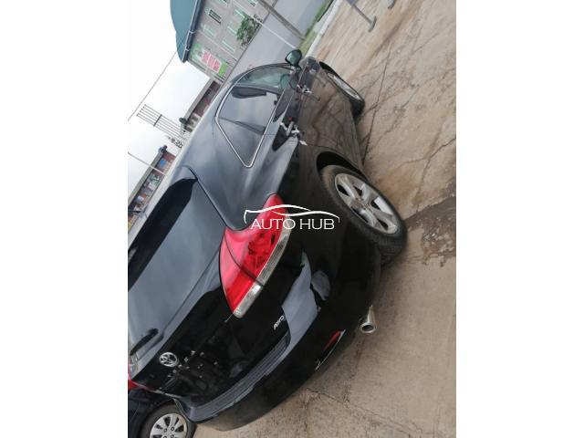2010 Toyota Venza Black