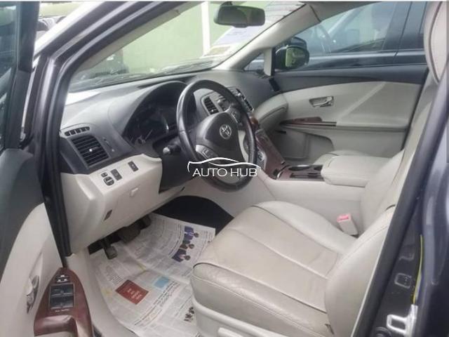 2010 Toyota Venza Gray