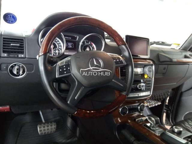 2014 Mercedes Benz G63 Black